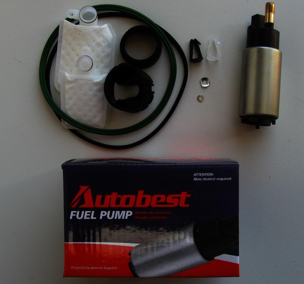 AUTOBEST - In Tank Electric Fuel Pump - ABE F1329