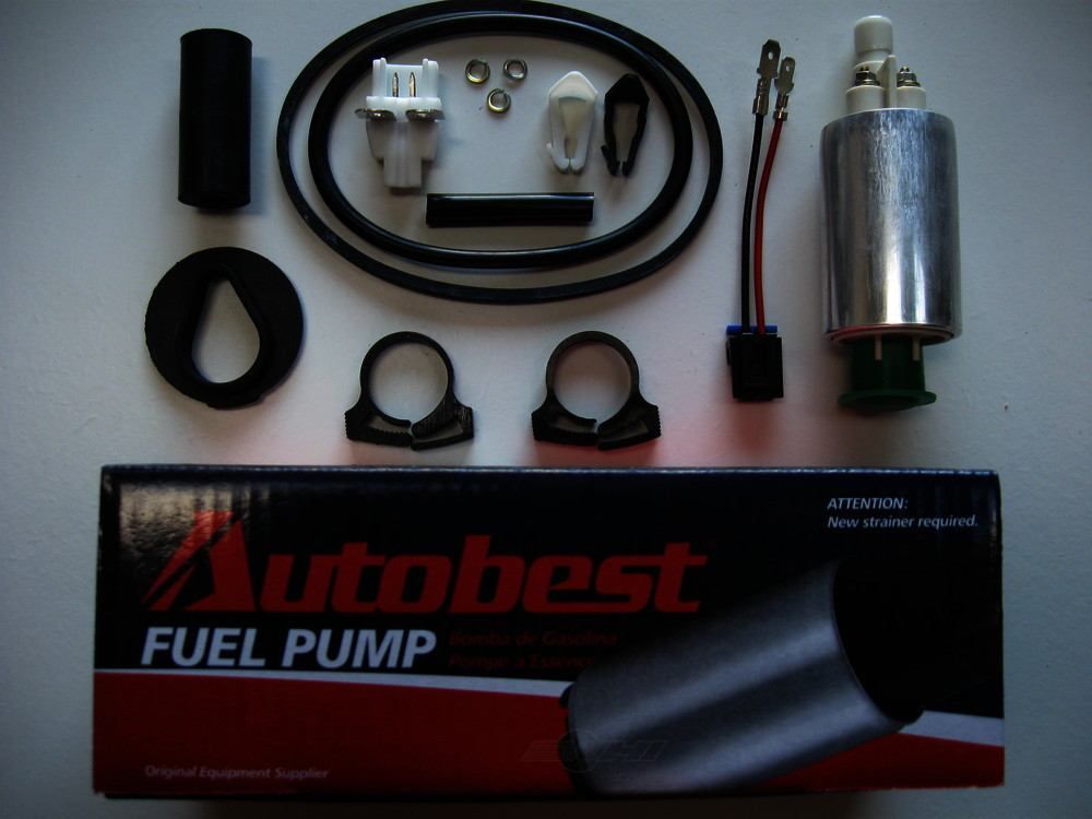 AUTOBEST - In Tank Electric Fuel Pump - ABE F1497