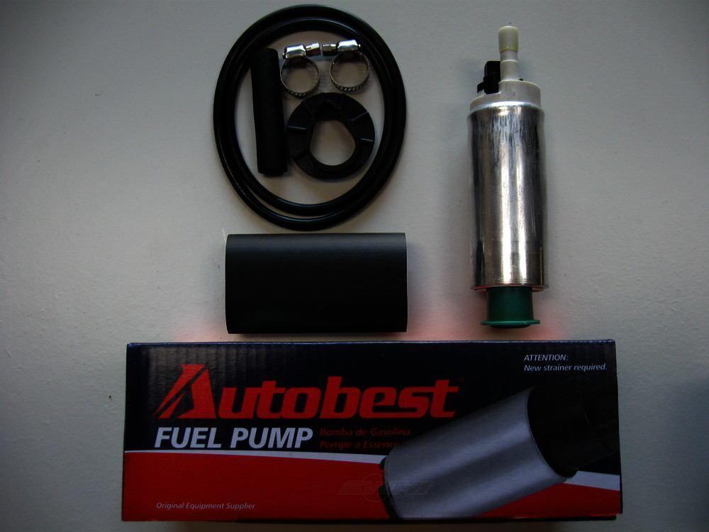 AUTOBEST - In Tank Electric Fuel Pump - ABE F2281