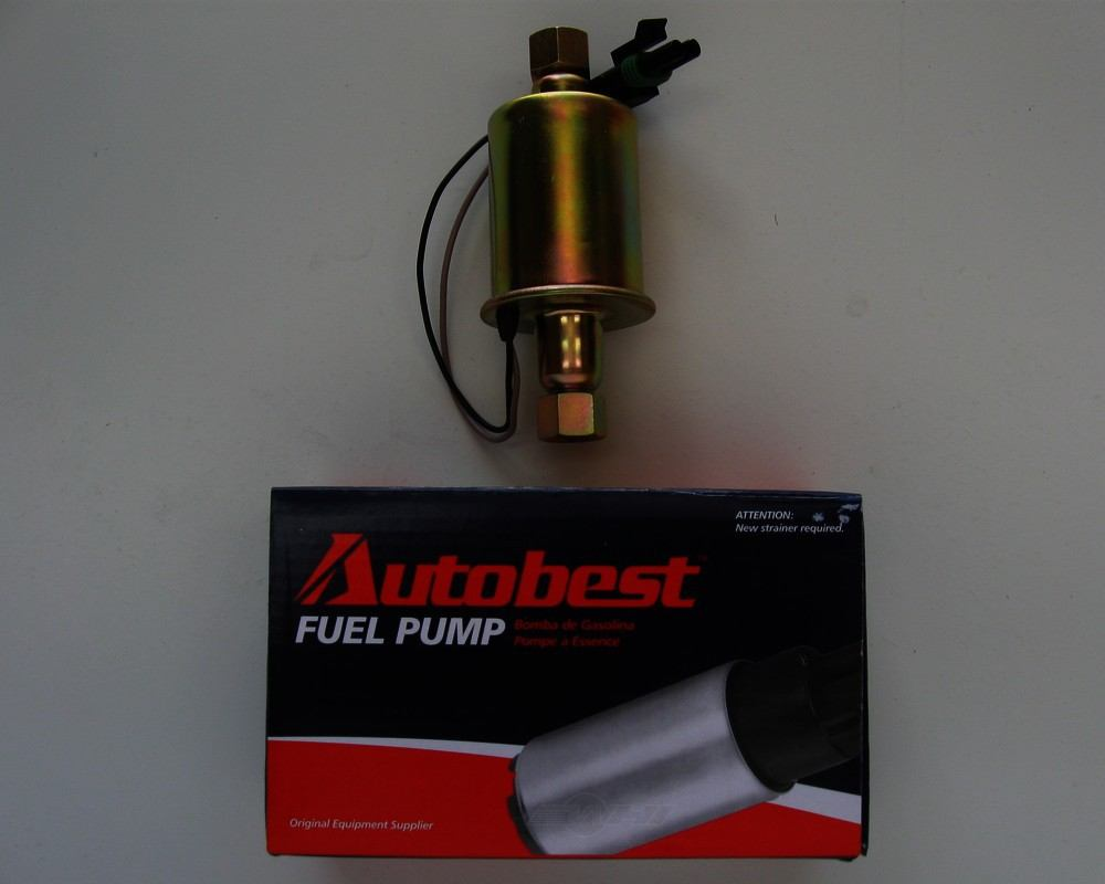 AUTOBEST - Externally Mounted Electric Fuel Pump - ABE F2551