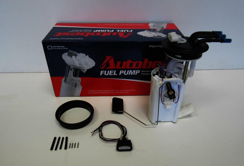 AUTOBEST - Fuel Pump Module Assembly - ABE F2565A