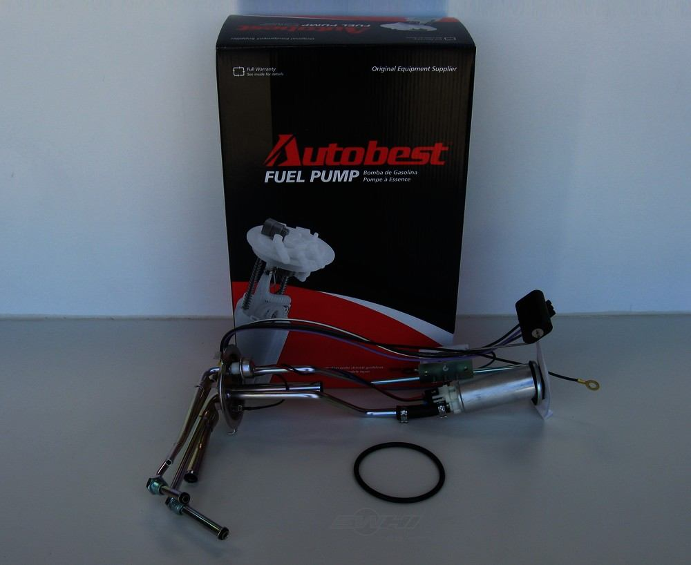 AUTOBEST - Fuel Pump And Sender Assembly - ABE F2633A