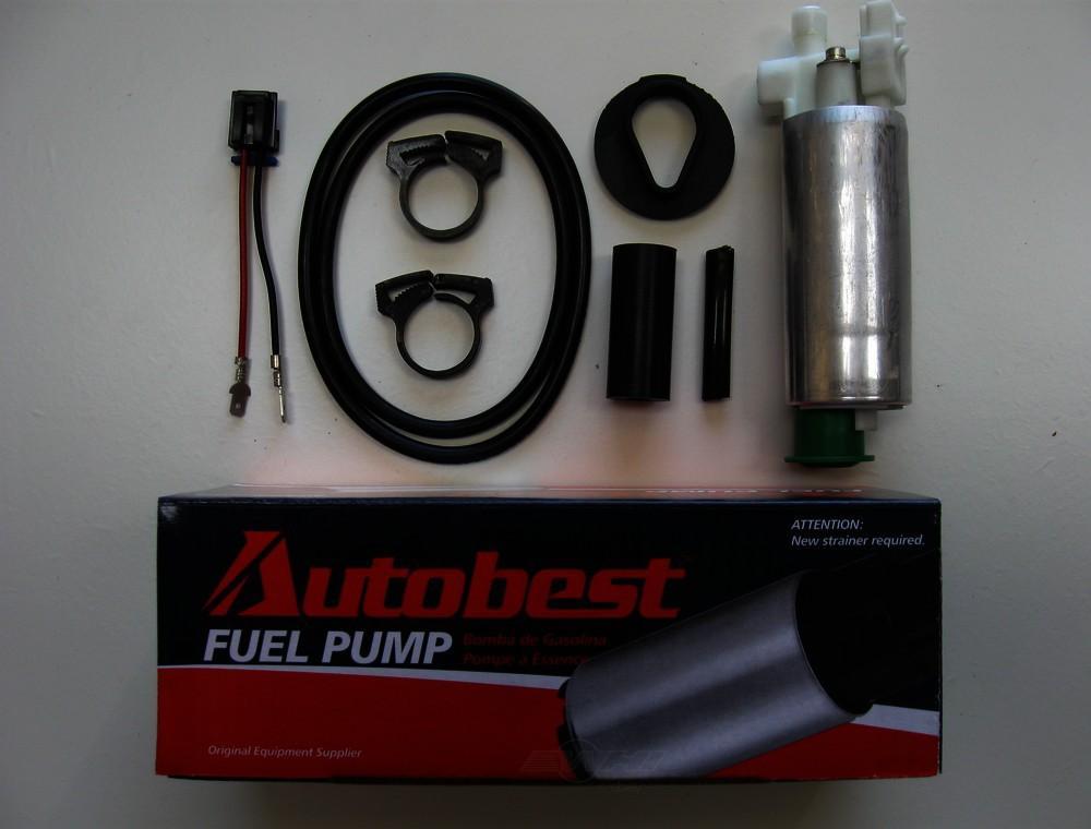 AUTOBEST - In Tank Electric Fuel Pump - ABE F2913