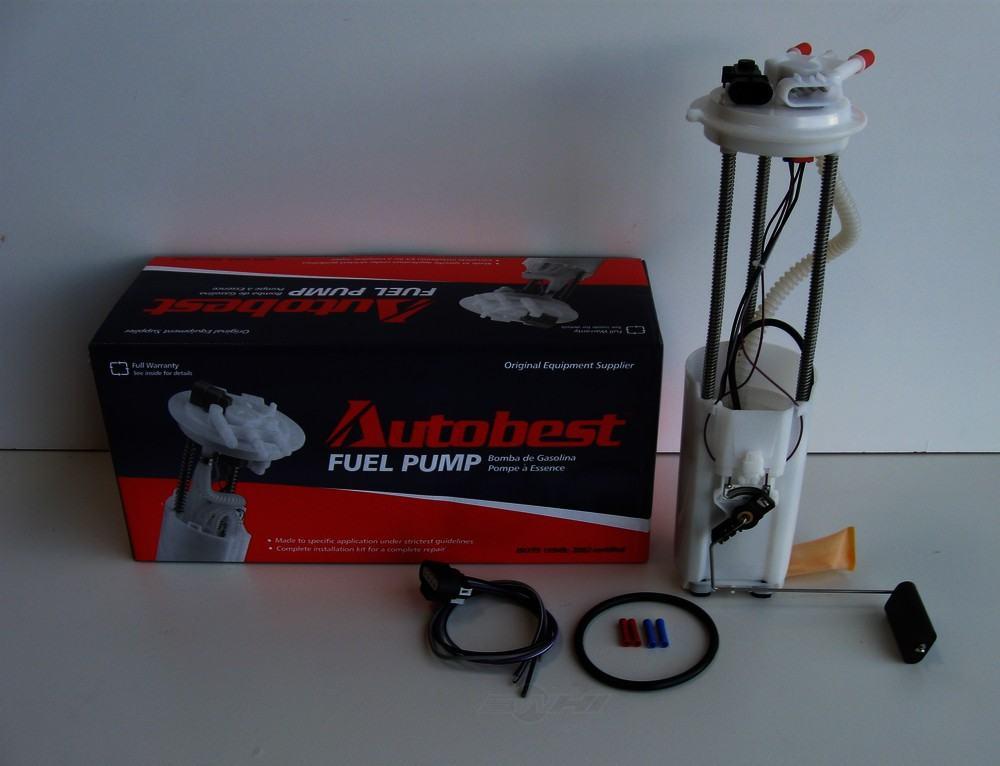 AUTOBEST - Fuel Pump Module Assembly - ABE F2968A