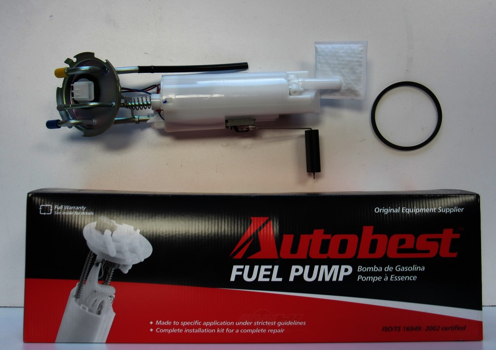 AUTOBEST - Fuel Pump Module Assembly - ABE F3088A