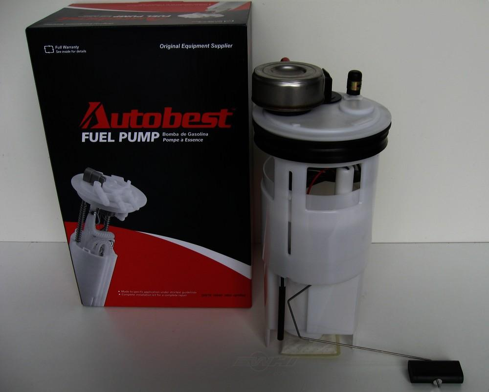 AUTOBEST - Fuel Pump Module Assembly - ABE F3122A