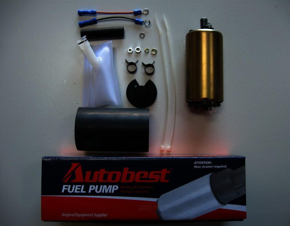 AUTOBEST - In Tank Electric Fuel Pump - ABE F4283