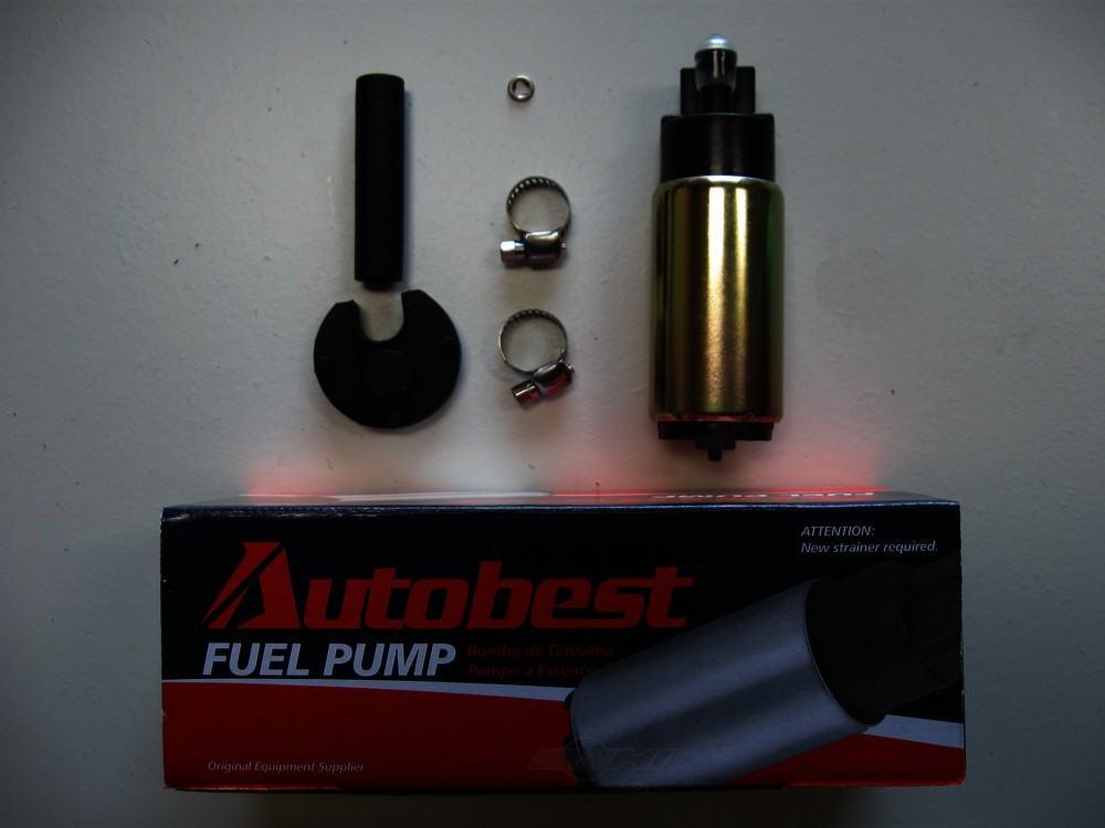 AUTOBEST - In Tank Electric Fuel Pump - ABE F4346