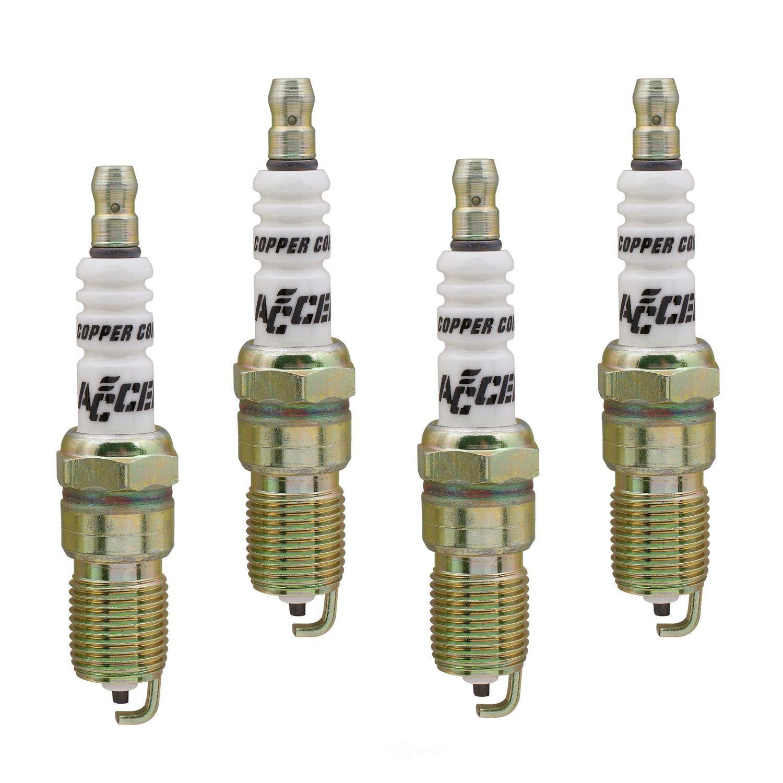 ACCEL - U-groove Resistor Spark Plug - ACC 0526-4