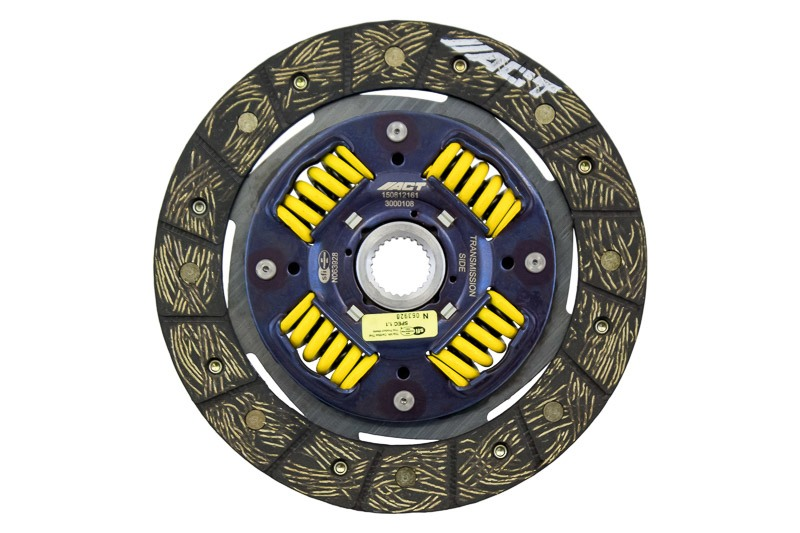 ADVANCED CLUTCH - Perf Street Sprung Disc - ACH 3000108