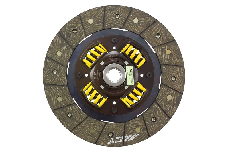 ADVANCED CLUTCH - Perf Street Sprung Disc - ACH 3001102