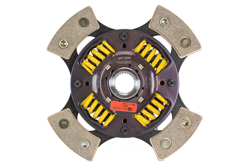 ADVANCED CLUTCH - 4 Pad Sprung Race Disc - ACH 4214510