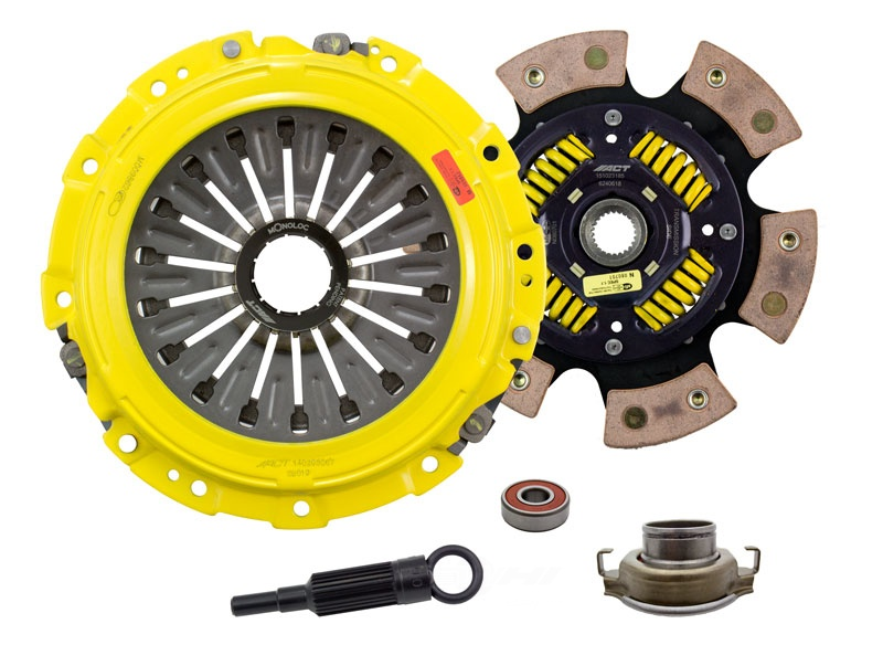 ADVANCED CLUTCH - HD-M/Race Sprung 6 Pad Clutch Kit - ACH SB10-HDG6