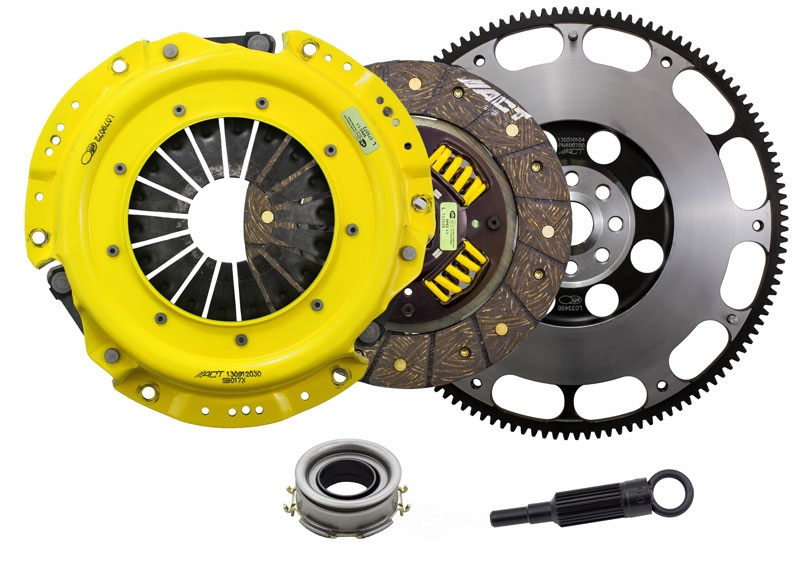 ADVANCED CLUTCH - XT/Perf Street Sprung Clutch Kit - ACH SB8-XTSS