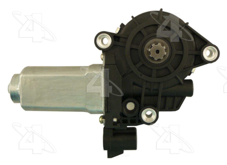 ACI/MAXAIR - Power Window Motor (Rear Left) - ACI 382204