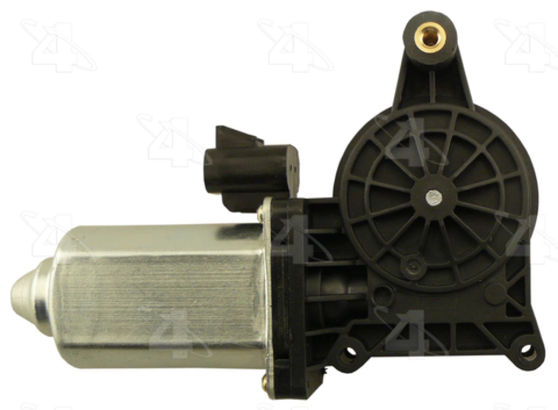 ACI/MAXAIR - Power Window Motor (Rear Left) - ACI 382260