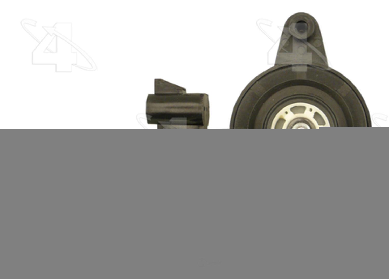 ACI/MAXAIR - Power Window Motor (Rear Right) - ACI 382261