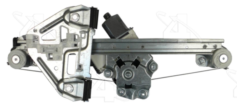 ACI/MAXAIR - Window Assembly (Rear Right) - ACI 382357