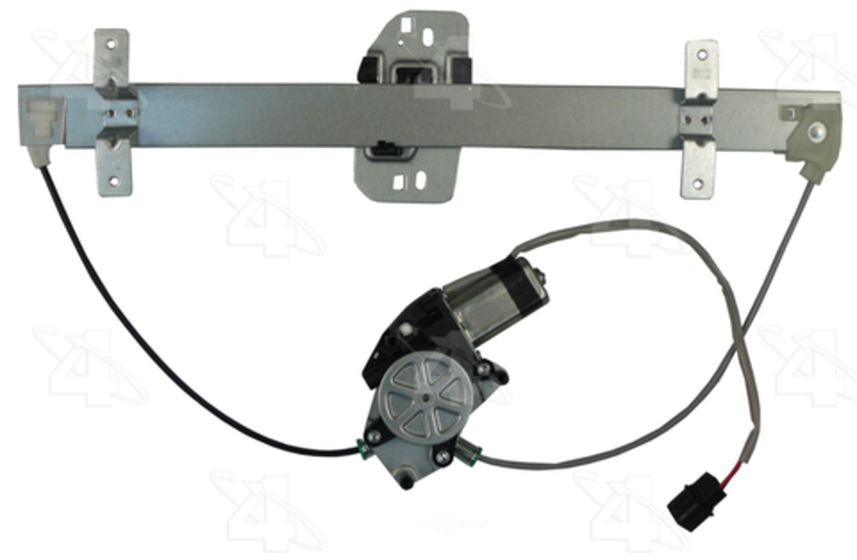 ACI/MAXAIR - Window Assembly (Rear Left) - ACI 388567