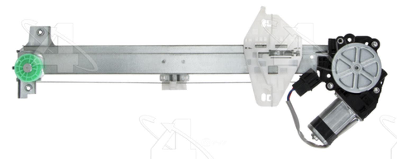 ACI/MAXAIR - Window Assembly - ACI 388570