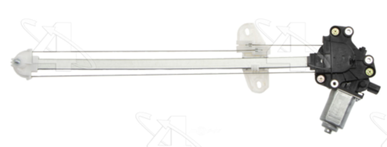 ACI/MAXAIR - Window Assembly (Rear Right) - ACI 389161
