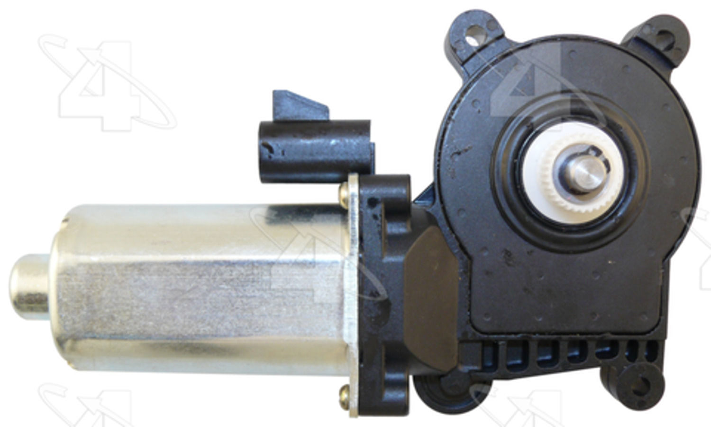 ACI/MAXAIR - Power Window Motor (Rear Left) - ACI 82138