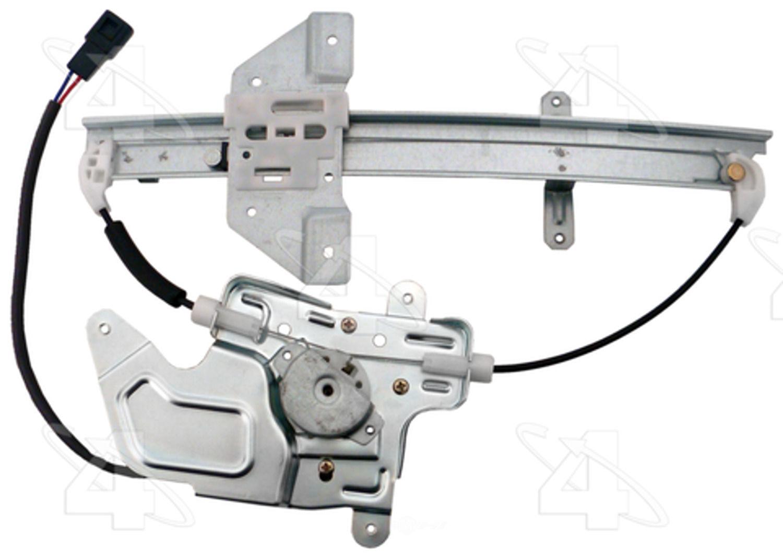 ACI/MAXAIR - Window Assembly (Rear Right) - ACI 82141