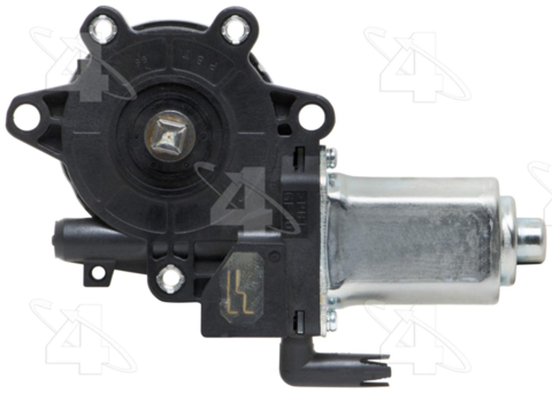ACI/MAXAIR - Power Window Motor (Rear Right) - ACI 82277