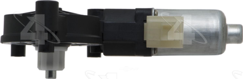ACI/MAXAIR - Power Window Motor (Rear Left) - ACI 82280