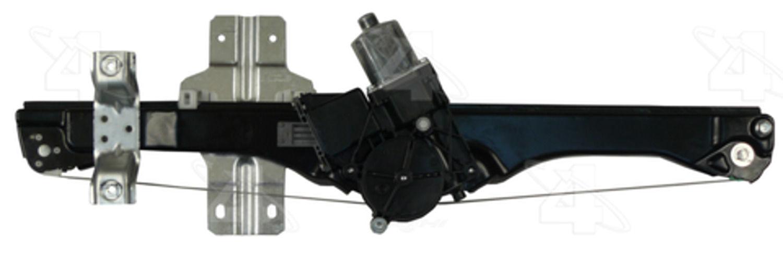 ACI/MAXAIR - Window Assembly (Front Left) - ACI 82314