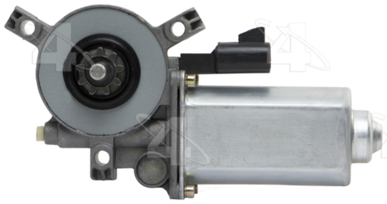 ACI/MAXAIR - Power Window Motor (Front Left) - ACI 82370