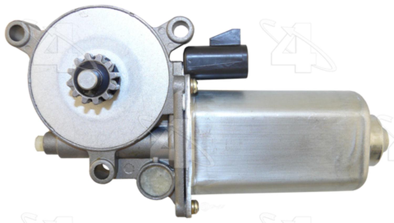 ACI/MAXAIR - Power Window Motor (Front Left) - ACI 82666