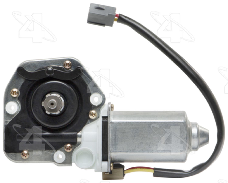 ACI/MAXAIR - Power Window Motor (Front Left) - ACI 83110