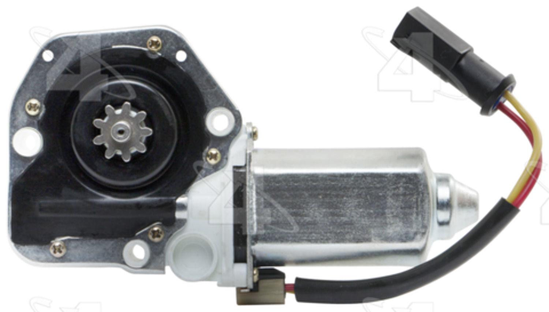 ACI/MAXAIR - Power Window Motor (Rear Right) - ACI 83126