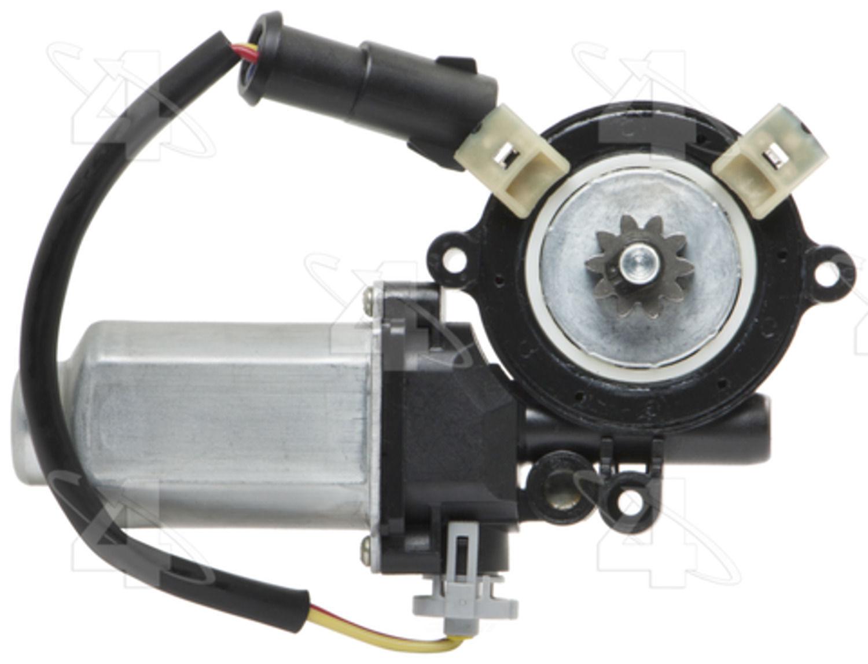 ACI/MAXAIR - Power Window Motor And Regulator Assembly - ACI 83160