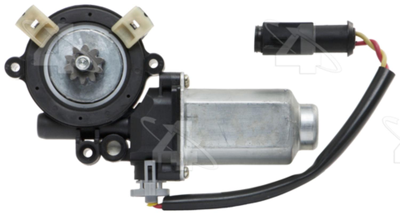 ACI/MAXAIR - Power Window Motor And Regulator Assembly - ACI 83161