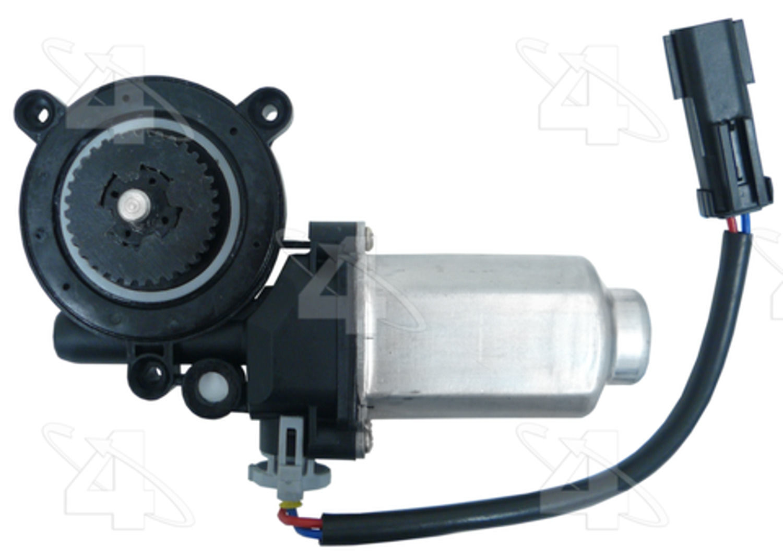ACI/MAXAIR - Power Window Motor (Rear Right) - ACI 86869