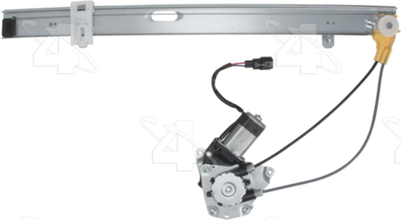 ACI/MAXAIR - Window Assembly (Rear Right) - ACI 86879
