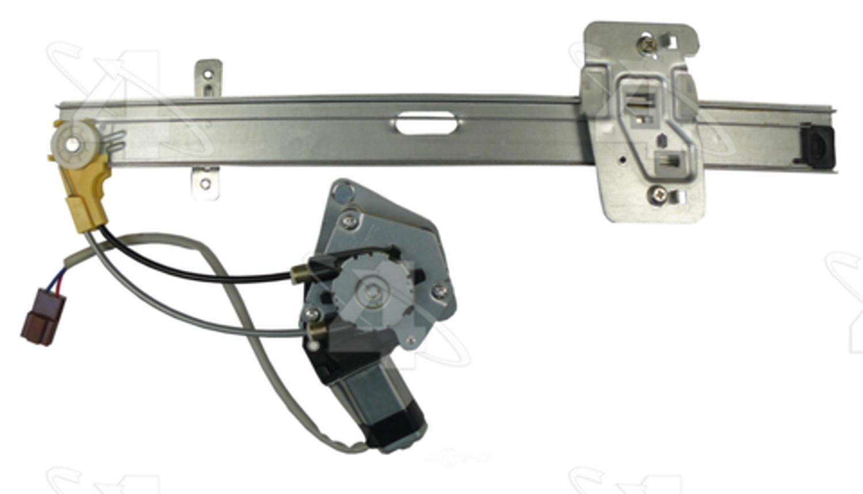 ACI/MAXAIR - Window Assembly (Rear Right) - ACI 88119