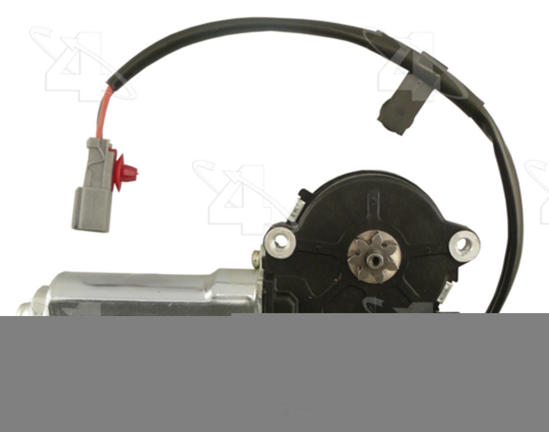 ACI/MAXAIR - Power Window Motor (Front Right) - ACI 88161