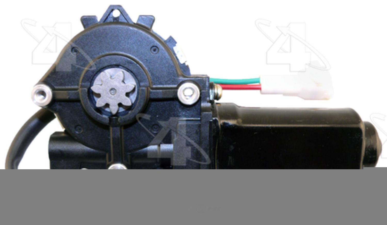 ACI/MAXAIR - Power Window Motor (Front Right) - ACI 88387