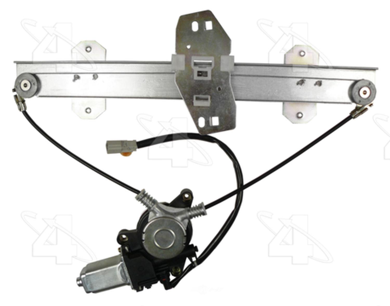 ACI/MAXAIR - Power Window Motor & Regulator Assembly - ACI 88526