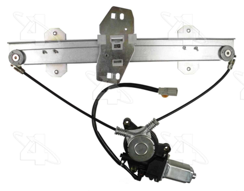 ACI/MAXAIR - Power Window Motor & Regulator Assembly - ACI 88527