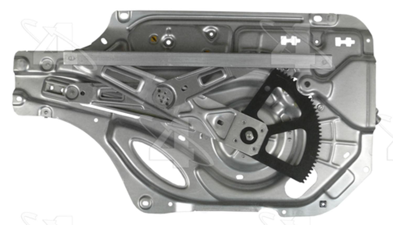 ACI\/MAXAIR - Power Window Motor & Regulator Assembly - ACI 88962