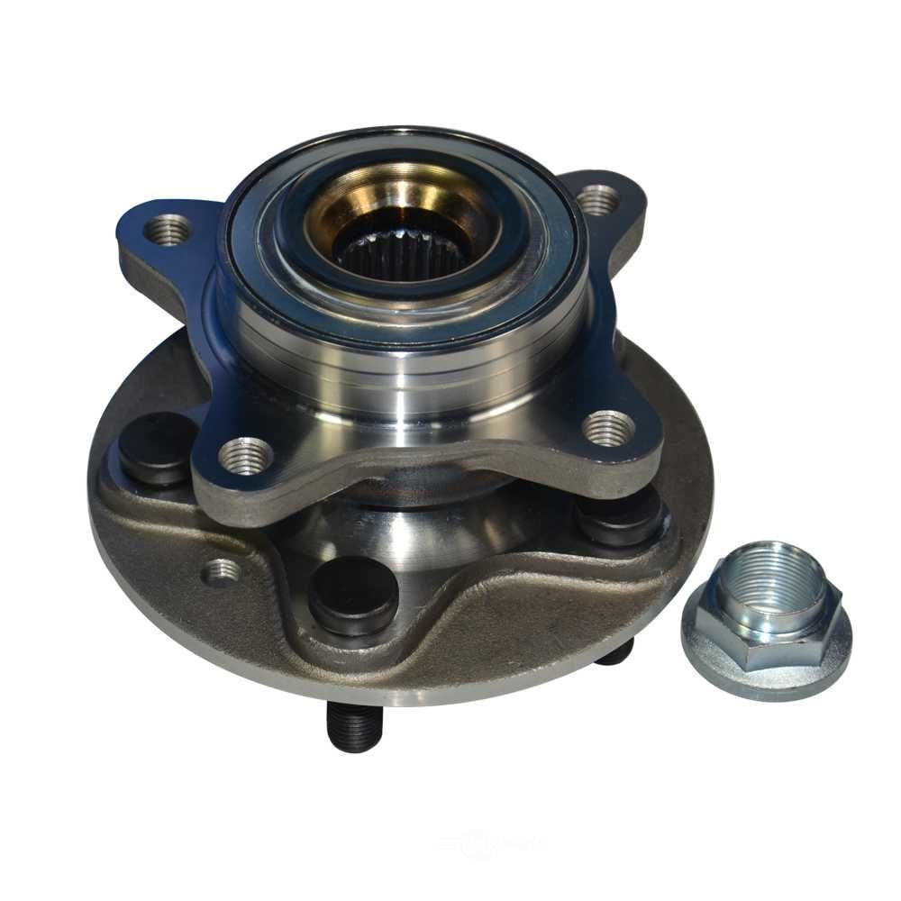 GSP NORTH AMERICA INC. - Gsp Axle Bearing & Hub Assembly - AD8 116067