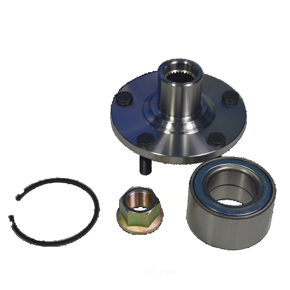 GSP NORTH AMERICA INC. - GSP Axle Bearing & Hub Assembly (Front) - AD8 539516