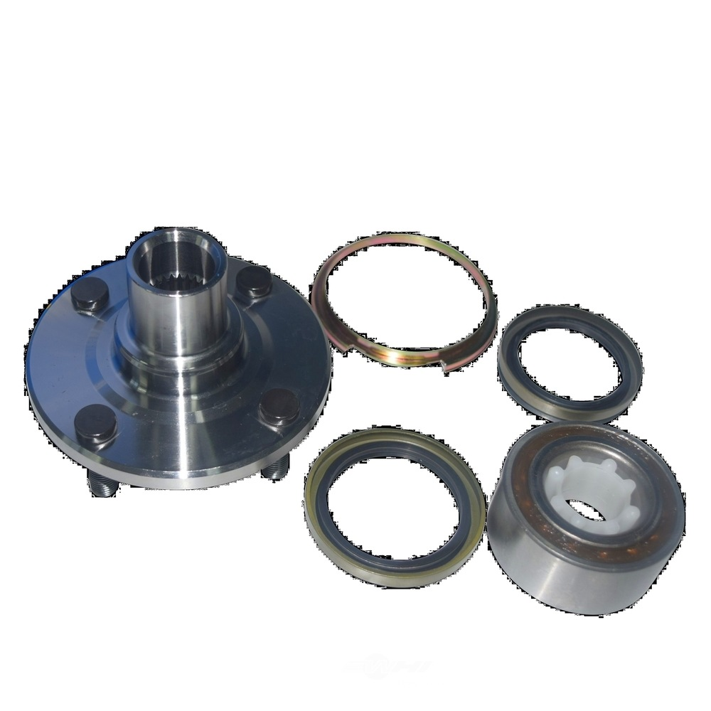 GSP NORTH AMERICA INC. - GSP Axle Bearing & Hub Assembly (Front) - AD8 699507