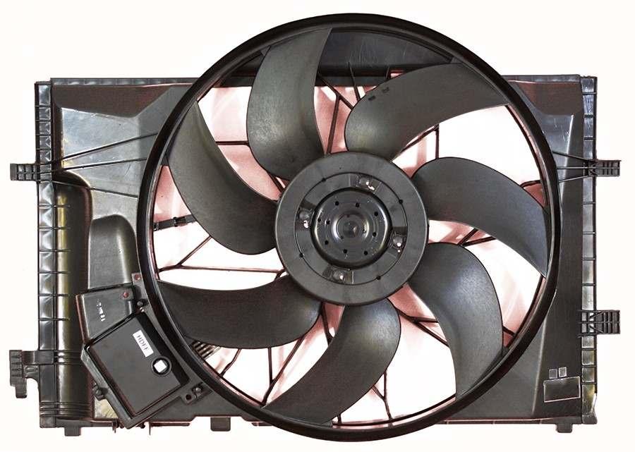APDI - Dual Fan Assembly - ADZ 6010019