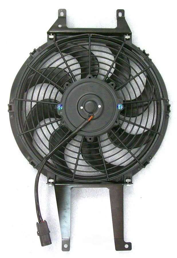 APDI - A/C Condenser Fan Assembly - ADZ 6010054