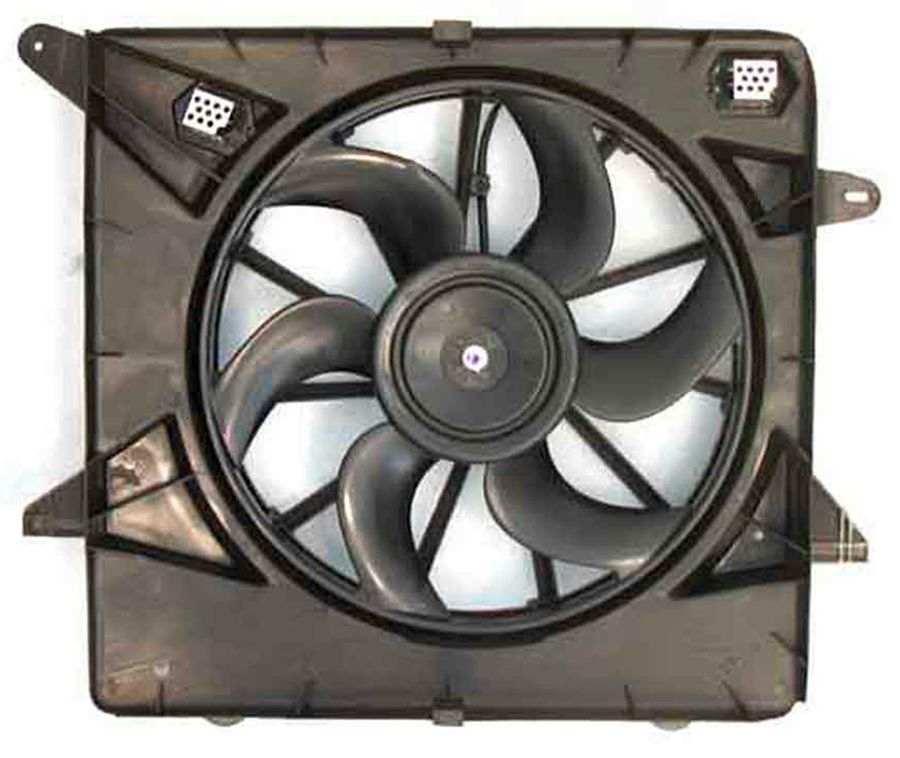 APDI - Dual Fan Assembly - ADZ 6010075
